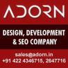 Adorn Consultants - Web Design India