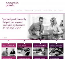 Paperclip Admin