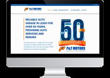 P & T Motors Ltd