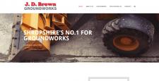JD Brown Groundworks