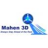 Mahen 3D logo