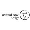 Natural Cow Design logo