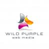 Wild Purple web media logo