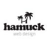 hamuck web design logo