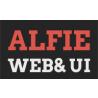 Alfie Web & UI logo