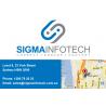 Sigma InfoTech Website design logo