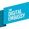 The Digital Embassy logo