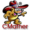 CMather Web Development logo