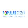 Popular Design logo