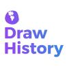 DrawHistory logo