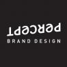 Percept Brand Design logo