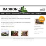 Radkon Constructions