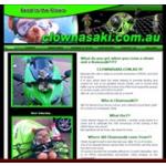 Clownasaki.com.au