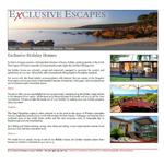 Exclusive Escapes
