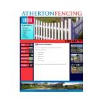 Atherton Fencing