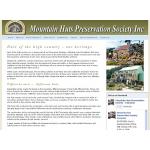 Mountain Huts Preservation Society
