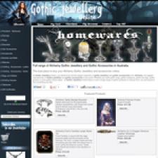 Gothic Jewellery Online