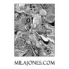 MilaJones.com logo