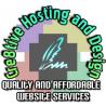 Cre8tive Hosting and Design logo
