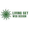 Living Sky Web Development logo