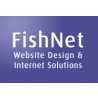 FishNet Website Design logo
