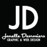 Janelle Desrosiers Graphic & Web Design