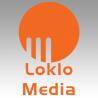 Loklo Media logo