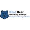Blue Bear Marketing & Design logo