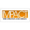 iMPACT Web Creations and Design logo