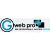 G WEB PRO logo
