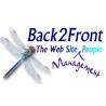 Back2Front  logo
