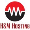 H&M Hosting logo