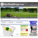 Golfing Greys
