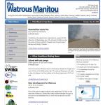 The Watrous Manitou