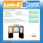 Alliance for Low-E Storm Windows