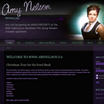 Amy Nelson - Canadian Country Music Artist