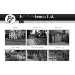 E. Toop Fences