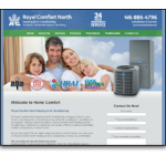 Royal Comfort North Heating & Air Conditioning