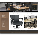 Goodman And Johnson Office Furniture Limited