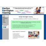 Marilyn Barrington Hearing