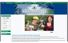 Kirkland Lake Soccer