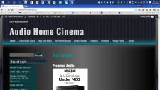 Audio Home Cinema