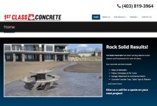 1st Class Concrete