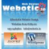 Webotic logo