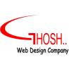 Ghosh Web Design Company logo