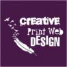 Creative Print Web Design logo