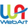 WebArt logo