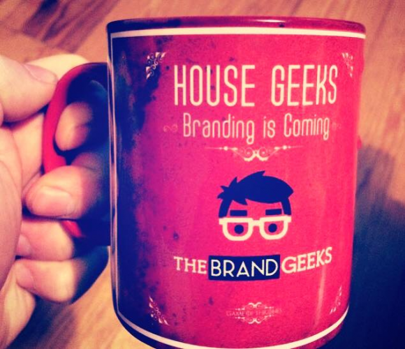 We make mugs!