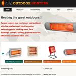 Tulip Outdoor Heaters