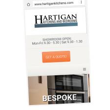 Hartigan Kitchens & Bedrooms